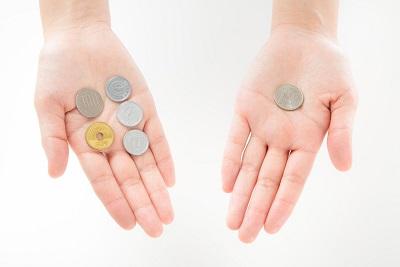 雇用保険の基本手当は右手と左手どちらの額がいいか聴かれている